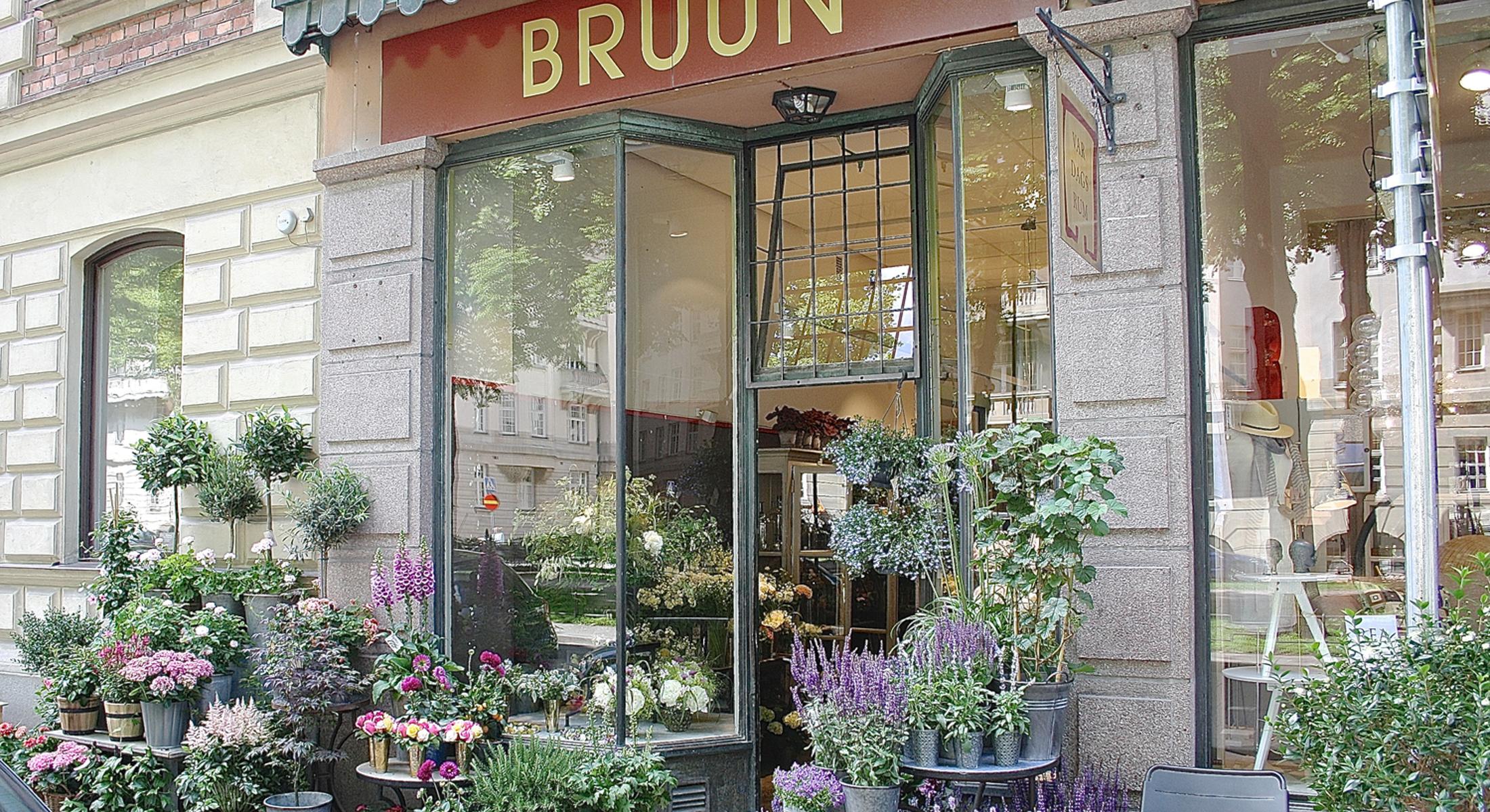 blommor karlavägen stockholm